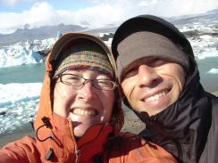 DSC01314 M & C at glacier