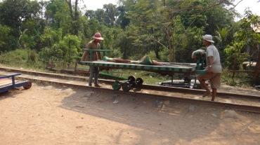 Bamboo train 1