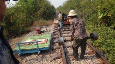 Bamboo train 6