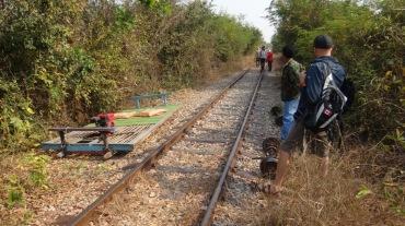 Bamboo train 7