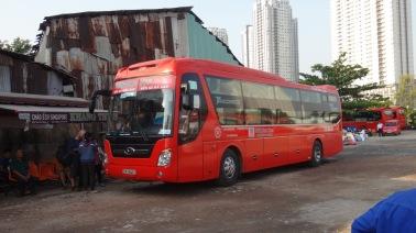 Dalat Bus -- 1