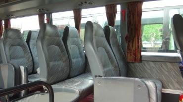 Vietnam 7 Phong Nha Bus -- 5