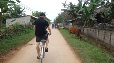 Vietnam 7 Phong Nha Mar 29-Apr 1 2016 - Biking - 11
