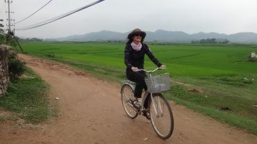 Vietnam 7 Phong Nha Mar 29-Apr 1 2016 - Biking - 13