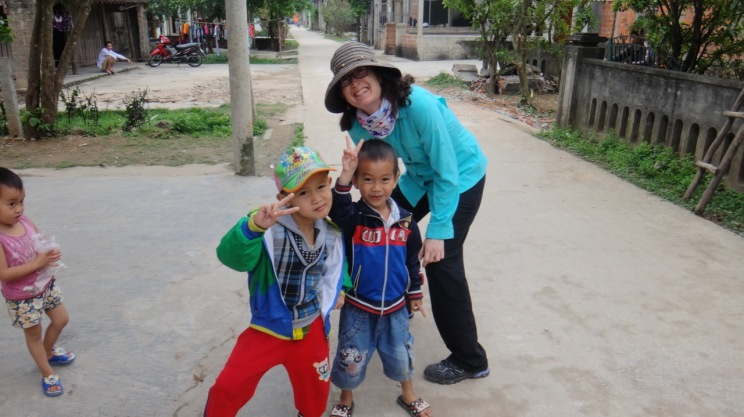 Vietnam 7 Phong Nha Mar 29-Apr 1 2016 - Kids - 3