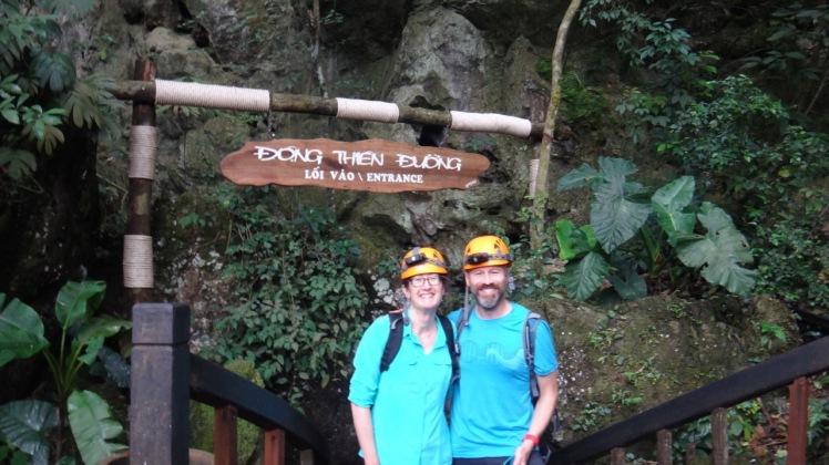 Vietnam 7 Phong Nha Mar 29-Apr 1 2016 - Paradise Cave - 1