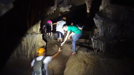 Vietnam 7 Phong Nha Mar 29-Apr 1 2016 - Paradise Cave - 26
