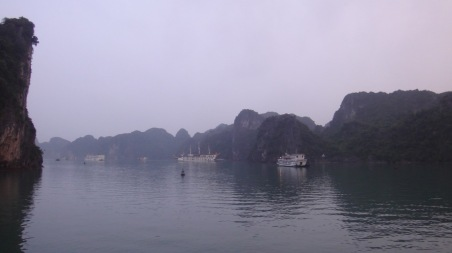 Vietnam 9 Halong Bay April 14-16 2016 -- 279