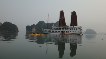 Vietnam 9 Halong Bay April 14-16 2016 -- 37