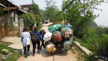 Vietnam 9 Sapa April 9-13 2016 -- Tour2 -- 1